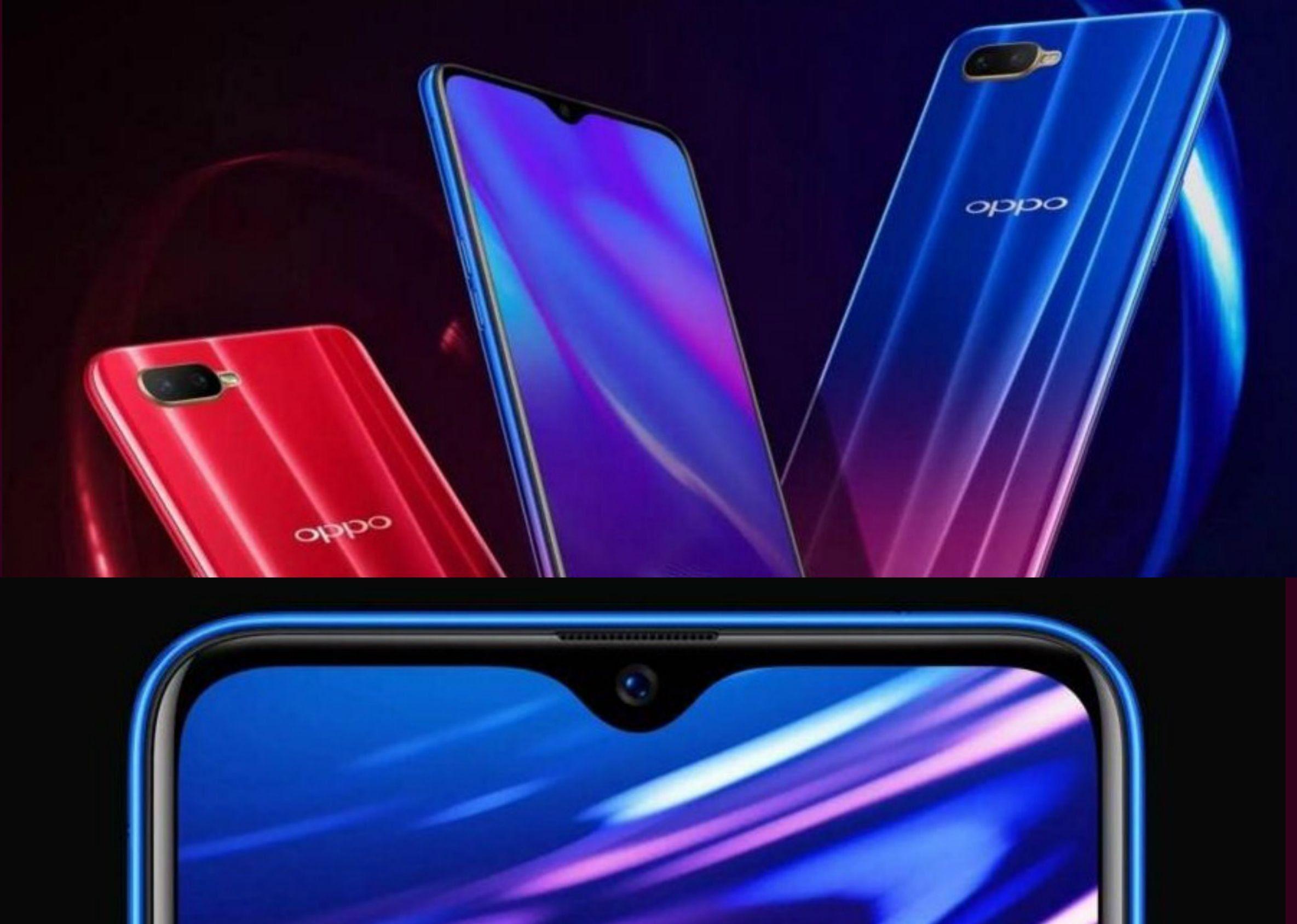 Смартфон Oppo K1 — достоинства и недостатки