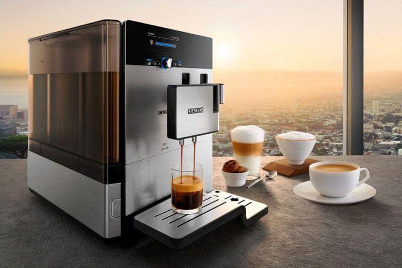Обзор лучших кофемашин Siemens для дома и офиса в 2020 году