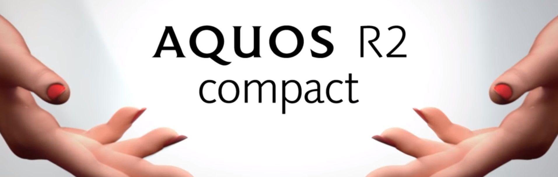Смартфон Sharp Aquos R2 Compact – достоинства и недостатки