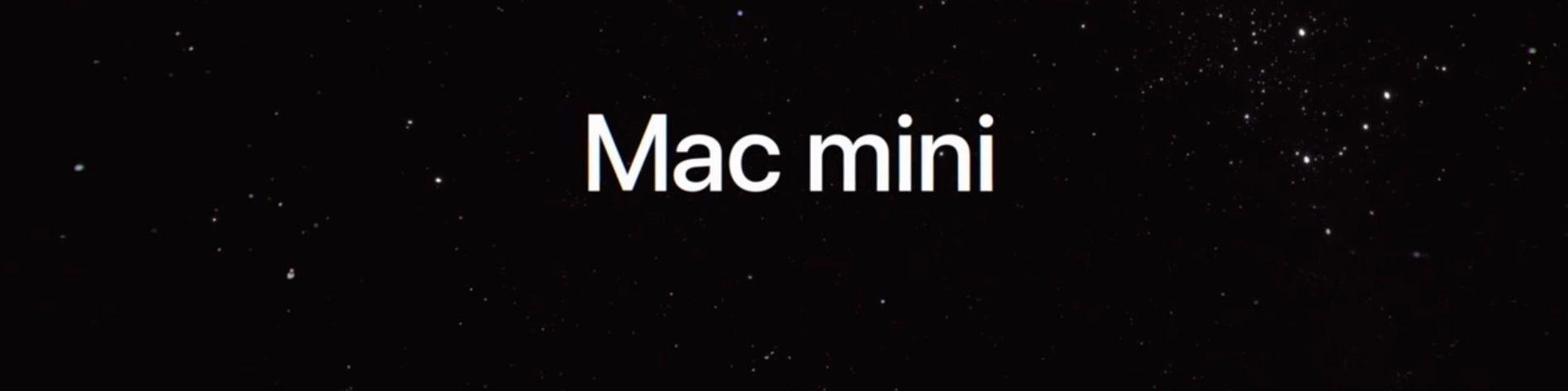 Apple Mac mini 2018 – достоинства и недостатки