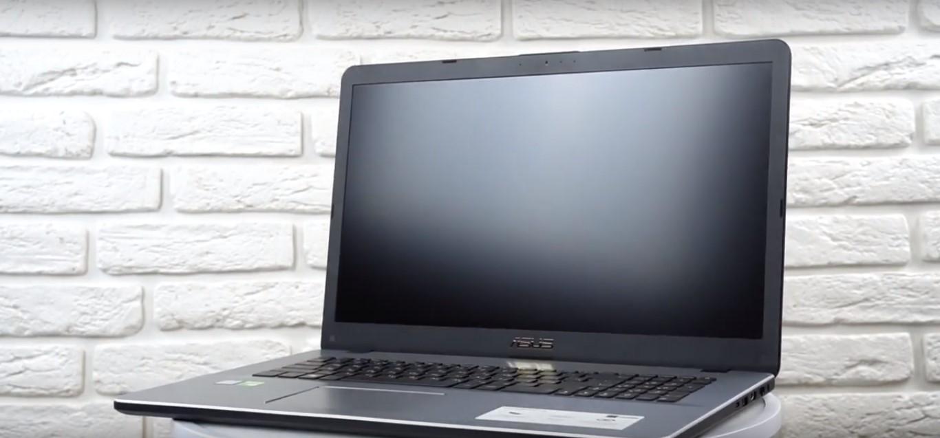 Обзор ноутбуков ASUS VivoBook Pro 17 N705UF и 17 N705UQ