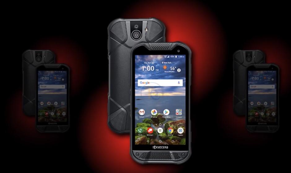 Смартфон Kyocera DuraForce Pro 2 — достоинства и недостатки