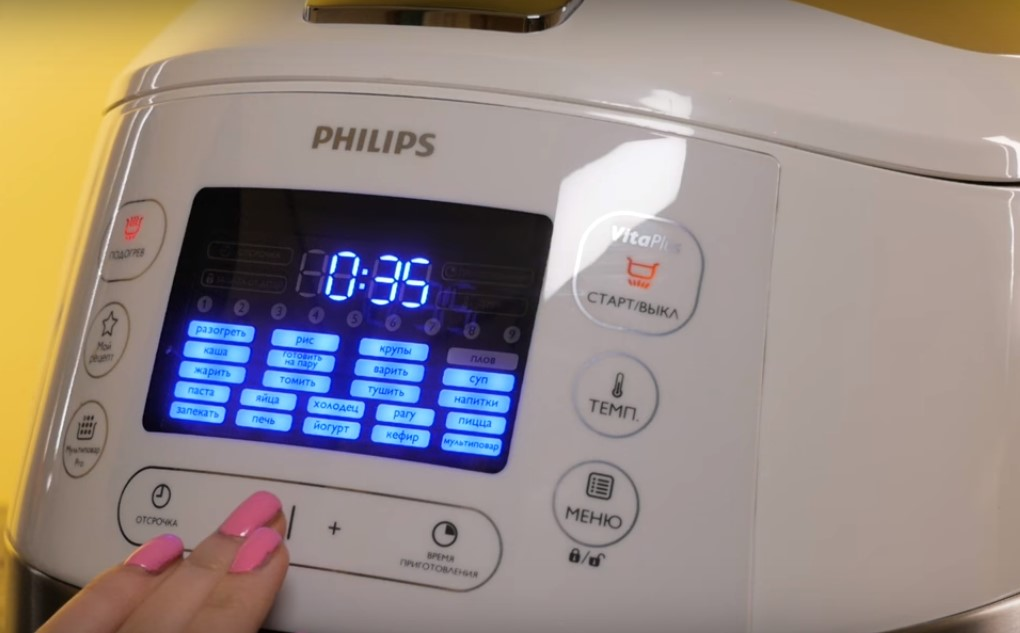 Лучшие мультиварки Philips в 2020 году и их возможности