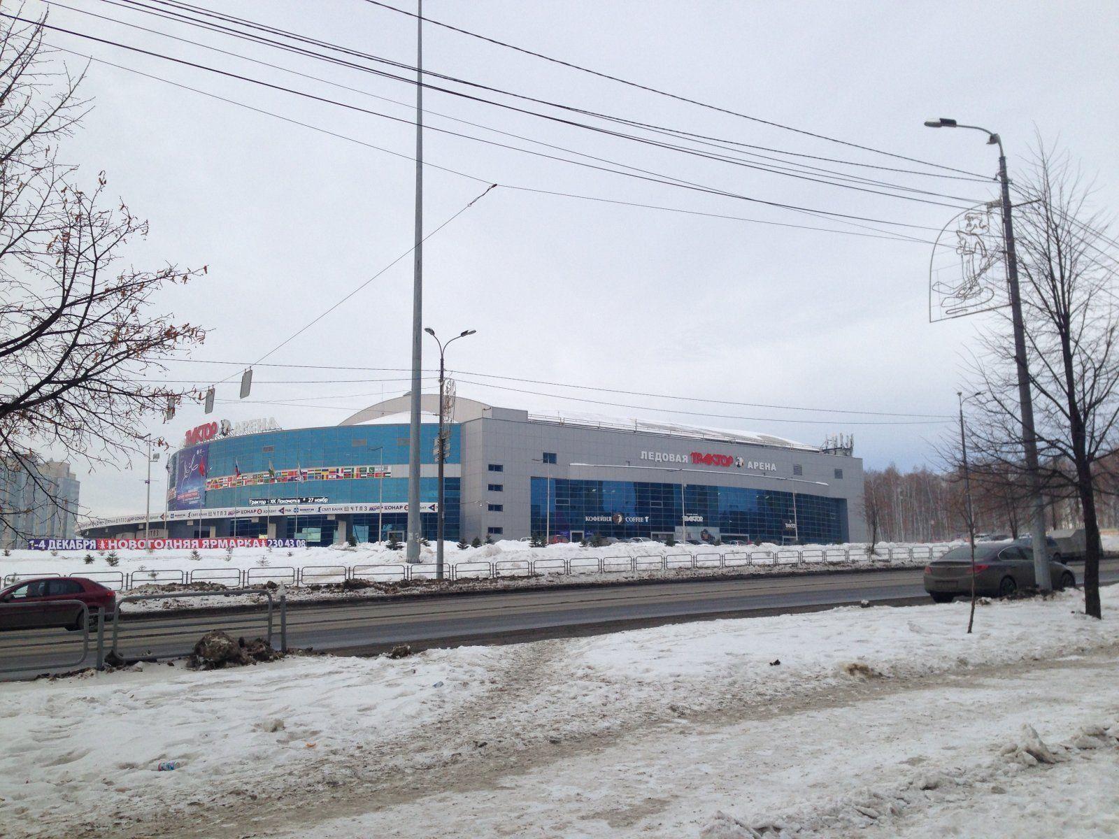 Рейтинг лучших мест для катания на коньках в Челябинске