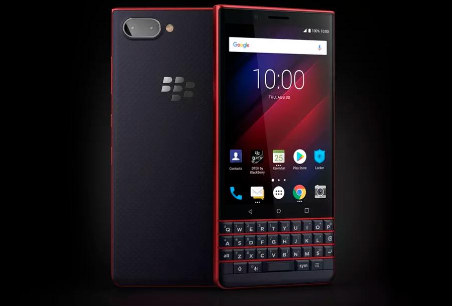 Обзор смартфона BlackBerry KEY2 LE