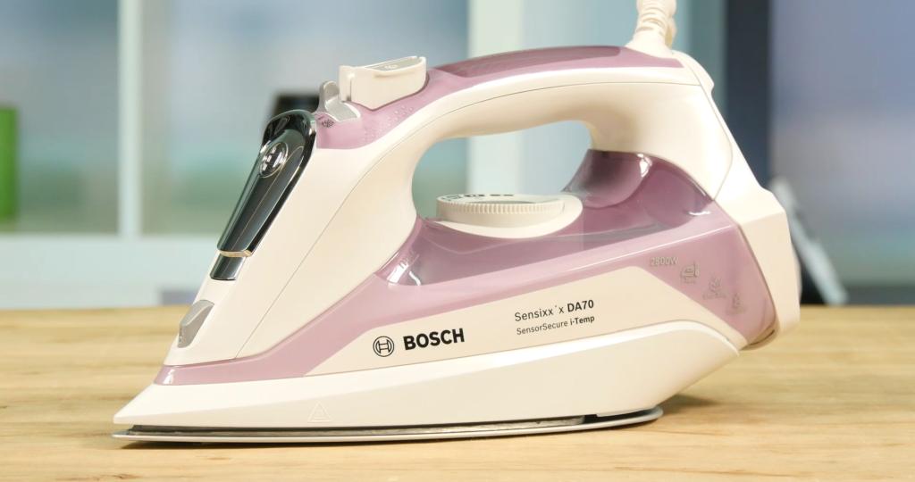 Топ лучших отпаривателей и утюгов фирмы Bosch 2019