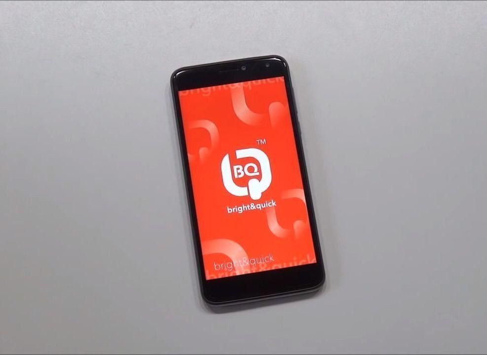 Смартфон BQ BQ-5520L Silk — достоинства и недостатки