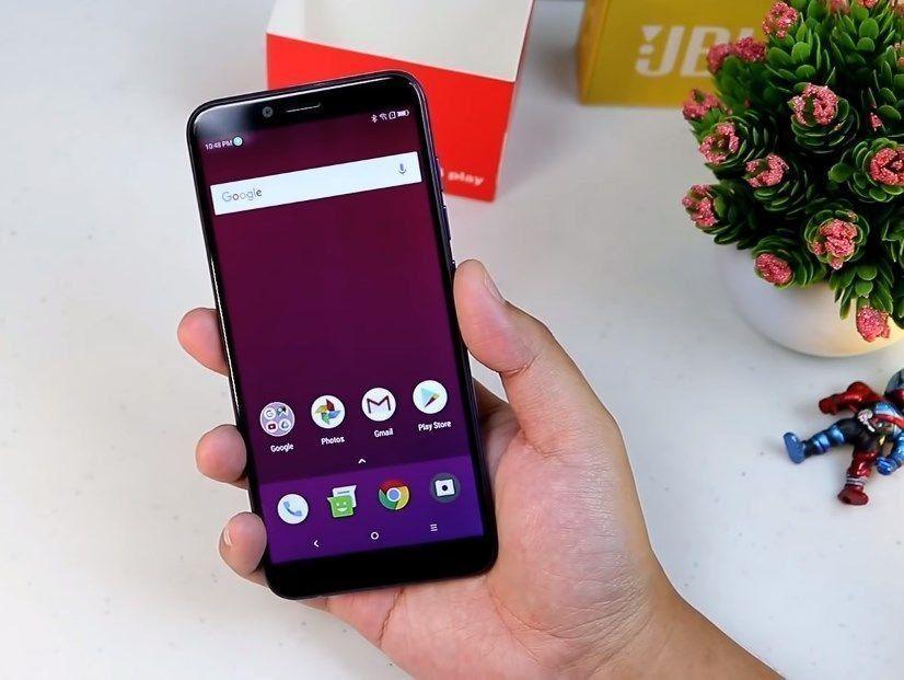 Смартфон Lenovo K5 Play 3/32GB — достоинства и недостатки