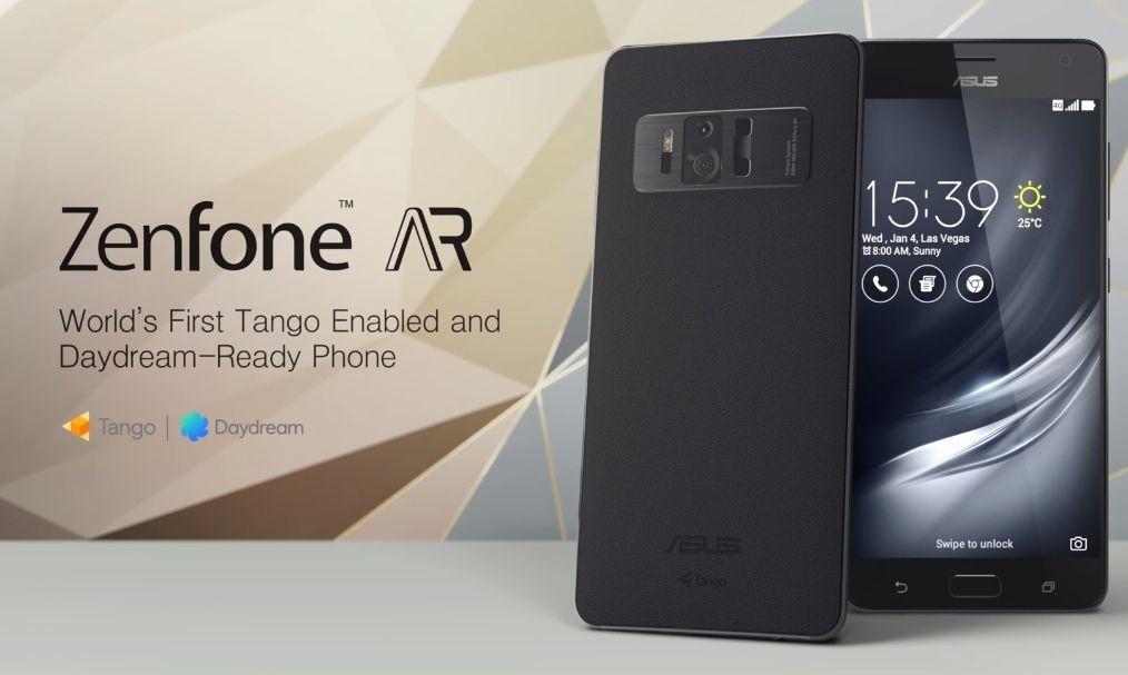 Виртуальная реальность на ладони: смартфон ASUS ZenFone AR ZS571KL