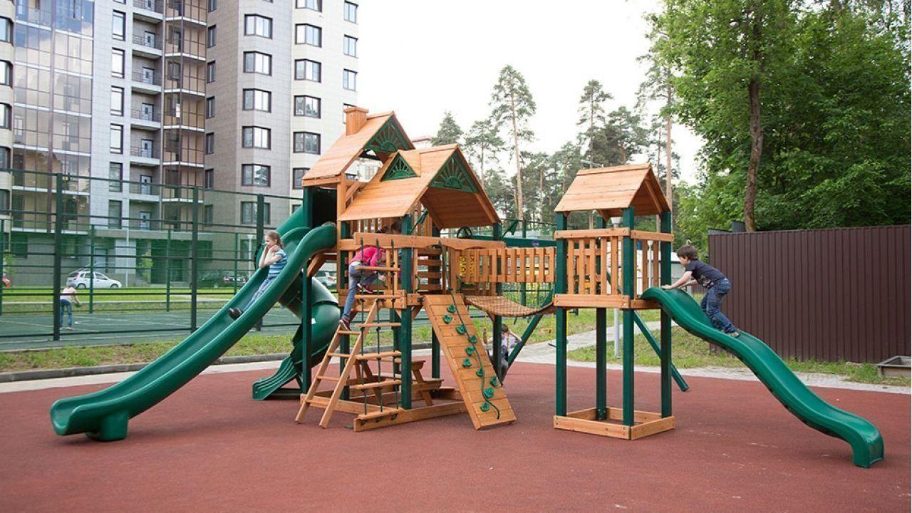 Куда сходить с детьми: самые лучшие детские площадки Екатеринбурга в 2021 году