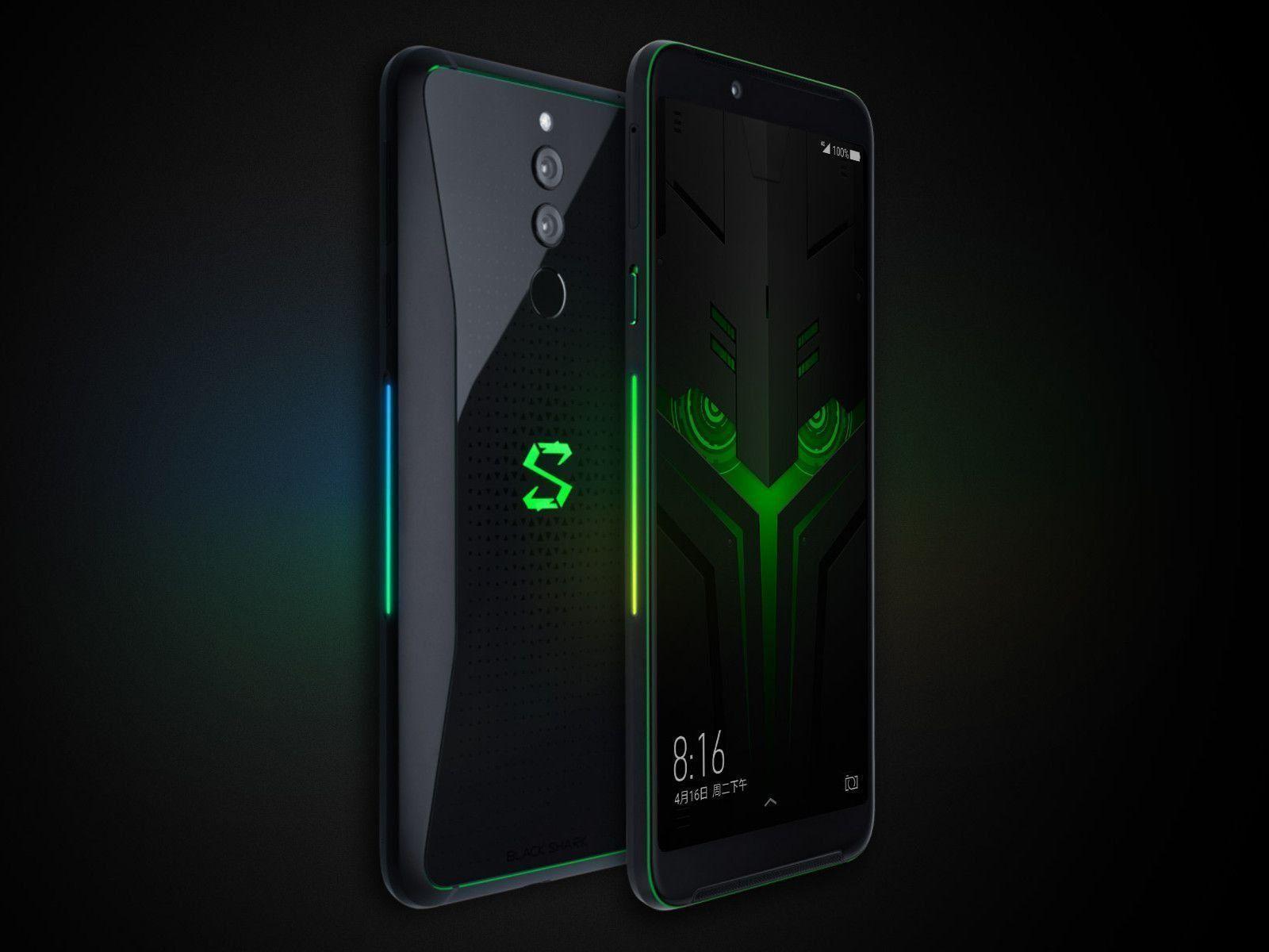 Смартфон Xiaomi Black Shark Helo — достоинства и недостатки