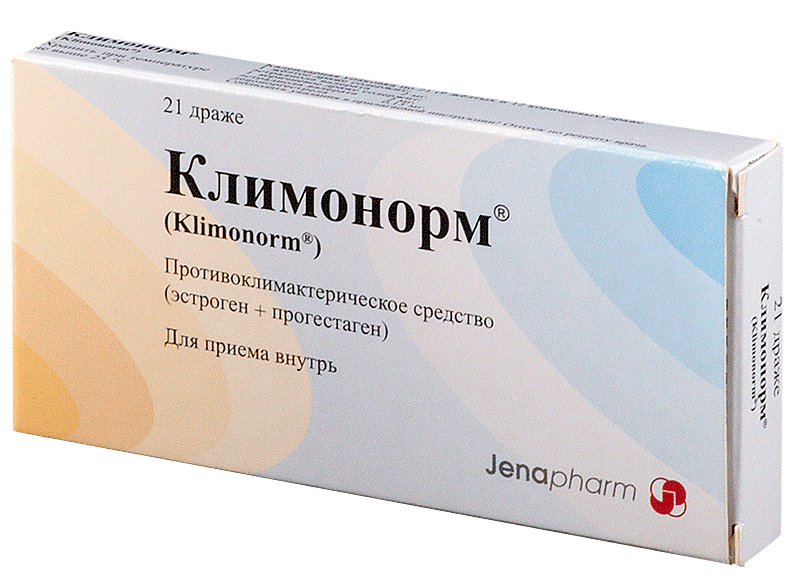 Медикаменты при климаксе
