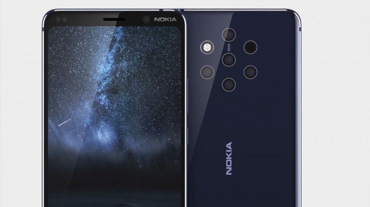 Смартфон Nokia 9 — достоинства и недостатки