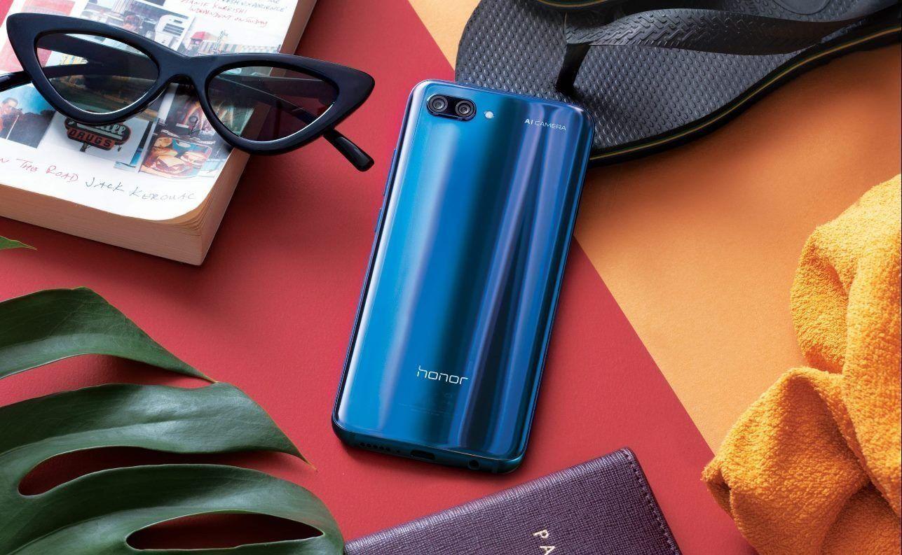 Смартфон Honor 10 Premium: достоинства и недостатки
