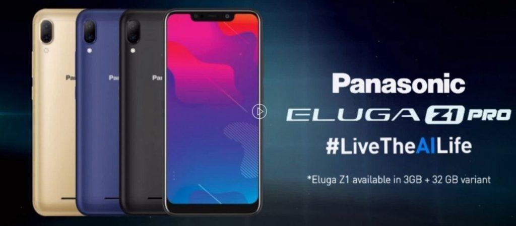 Panasonic Eluga z1 pro - характеристики, достоинства