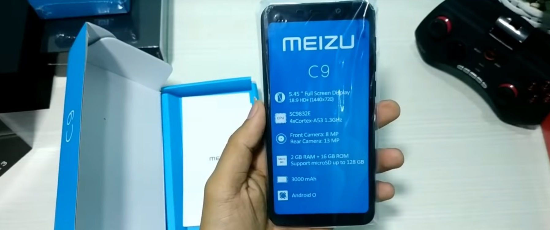 Смартфоны Meizu C9 и C9 Pro — достоинства и недостатки