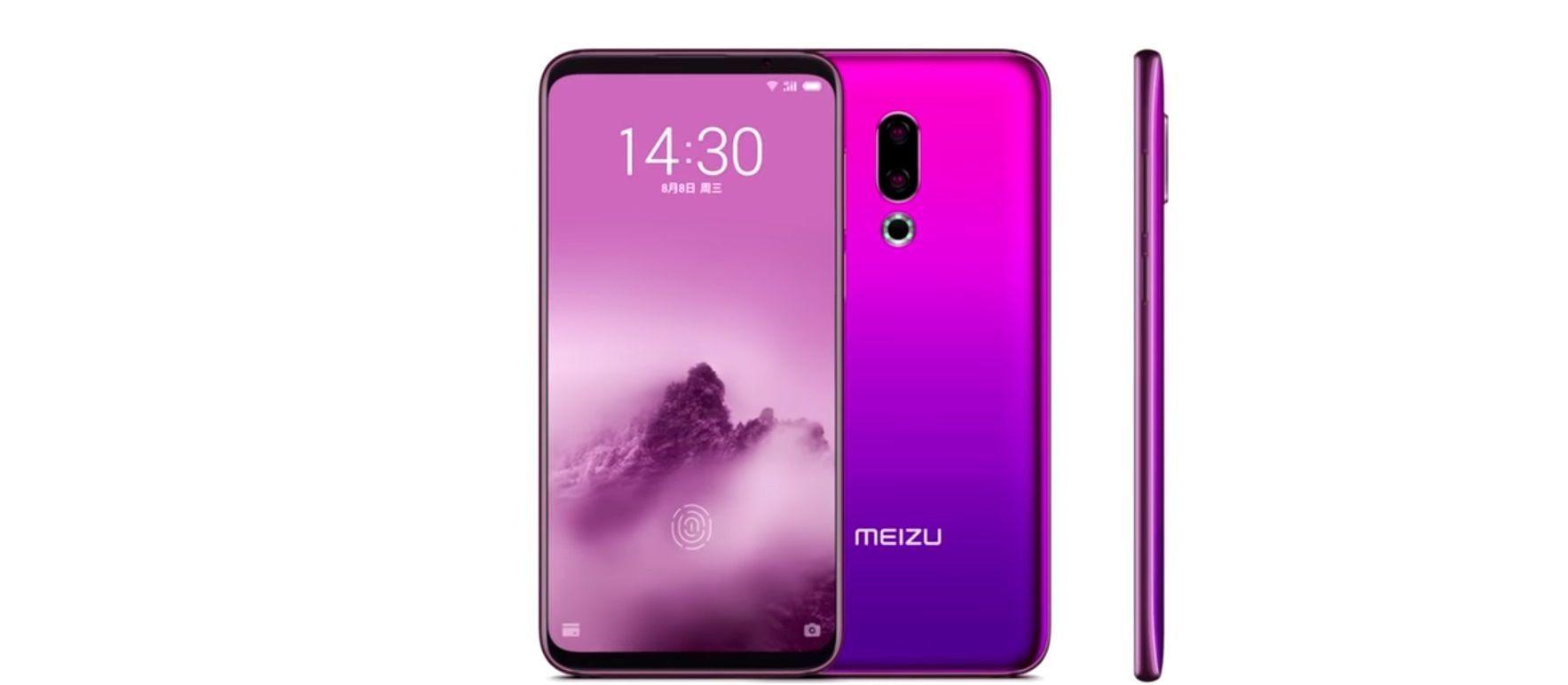 Смартфон Meizu 16s — достоинства и недостатки