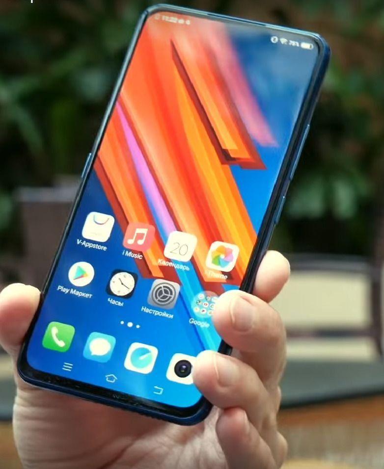 Смартфон Vivo NEX 2 — достоинства и недостатки
