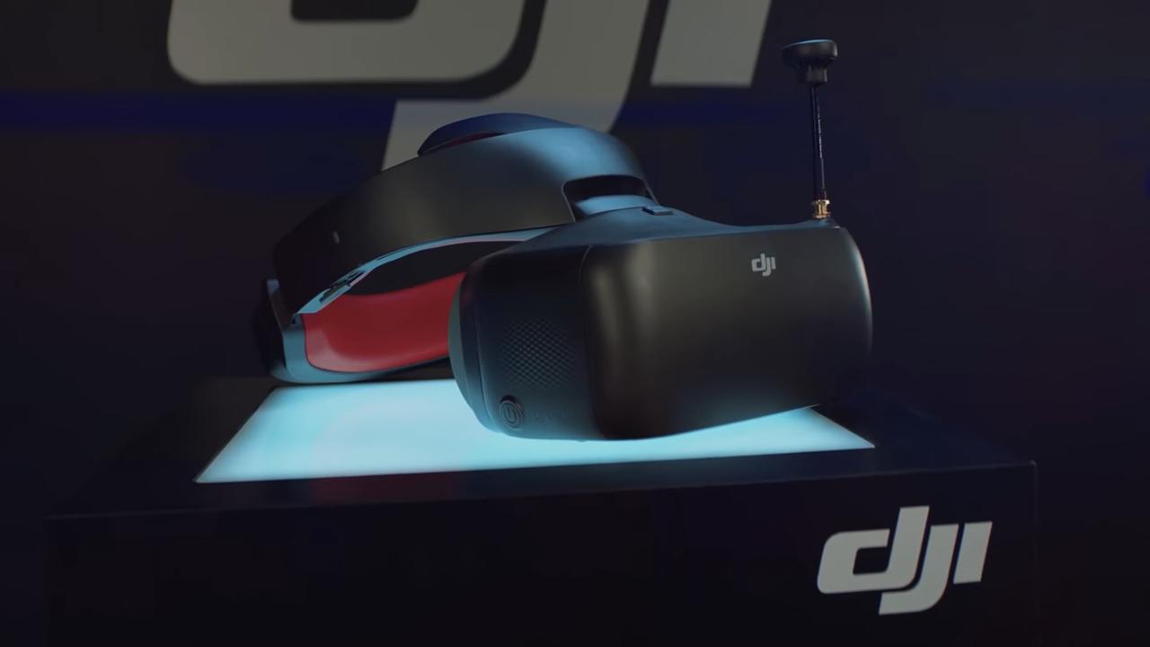 Обзор DJI Goggles Racing Edition – достоинства и недостатки