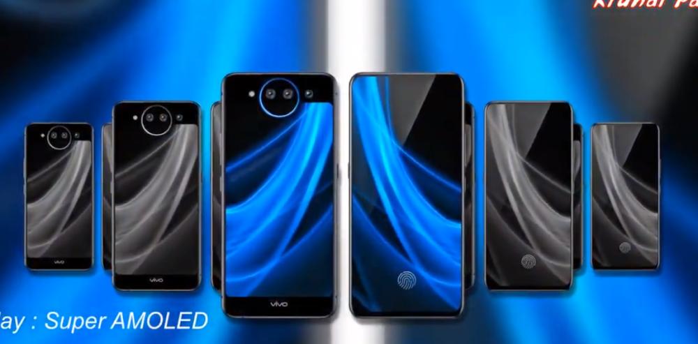 Смартфон Vivo NEX S2 — достоинства и недостатки