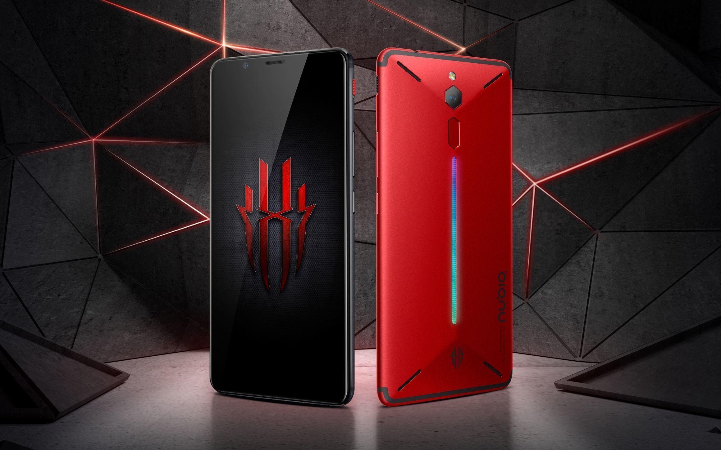 Смартфон ZTE nubia Red Magic Mars: достоинства и недостатки