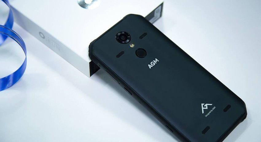 Обзор смартфона AGM A9: достоинства и недостатки