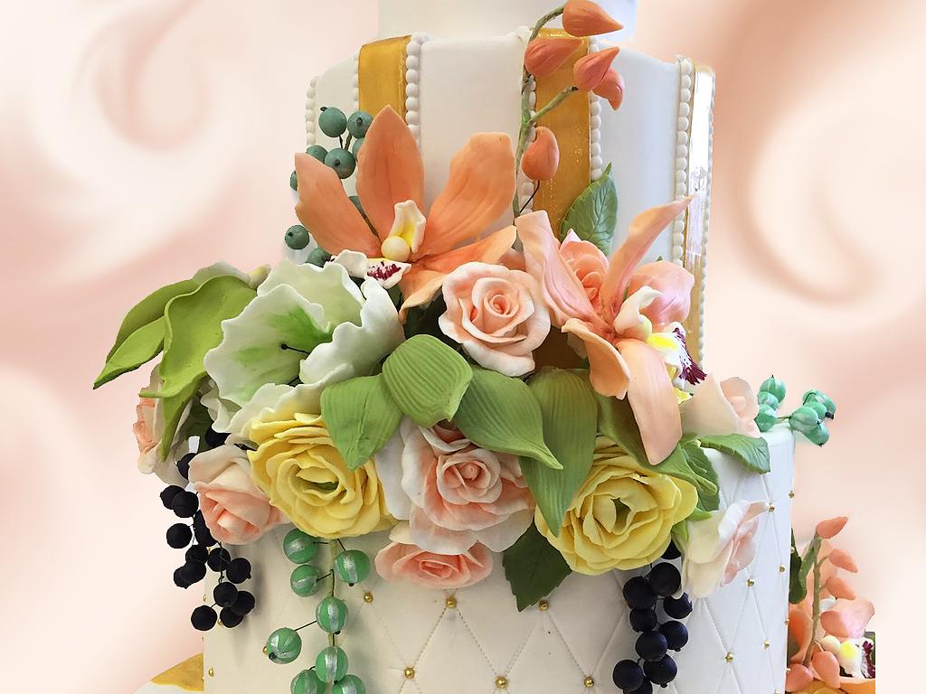 Где самые лучшие торты на заказ в Уфе в 2020 году