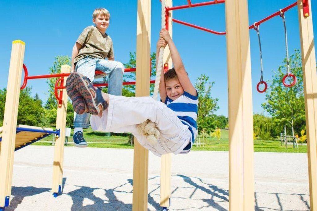Самые лучшие детские площадки Омска в 2020 году (открытые и закрытые)