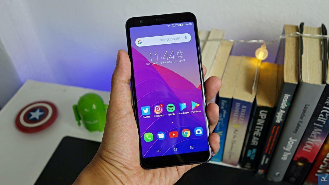 Смартфон Asus Zenfone Max (M2) ZB633KL — достоинства и недостатки