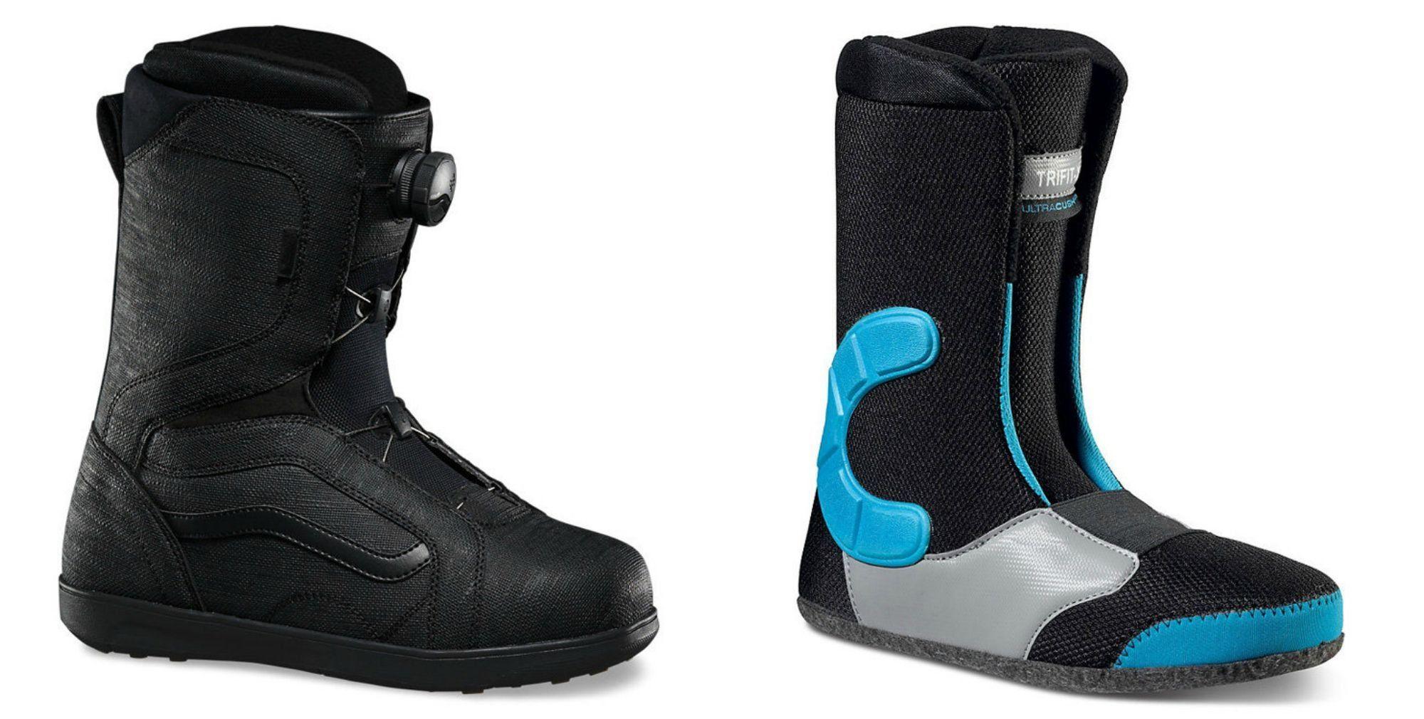 Рейтинг ботинок для сноуборда 2019