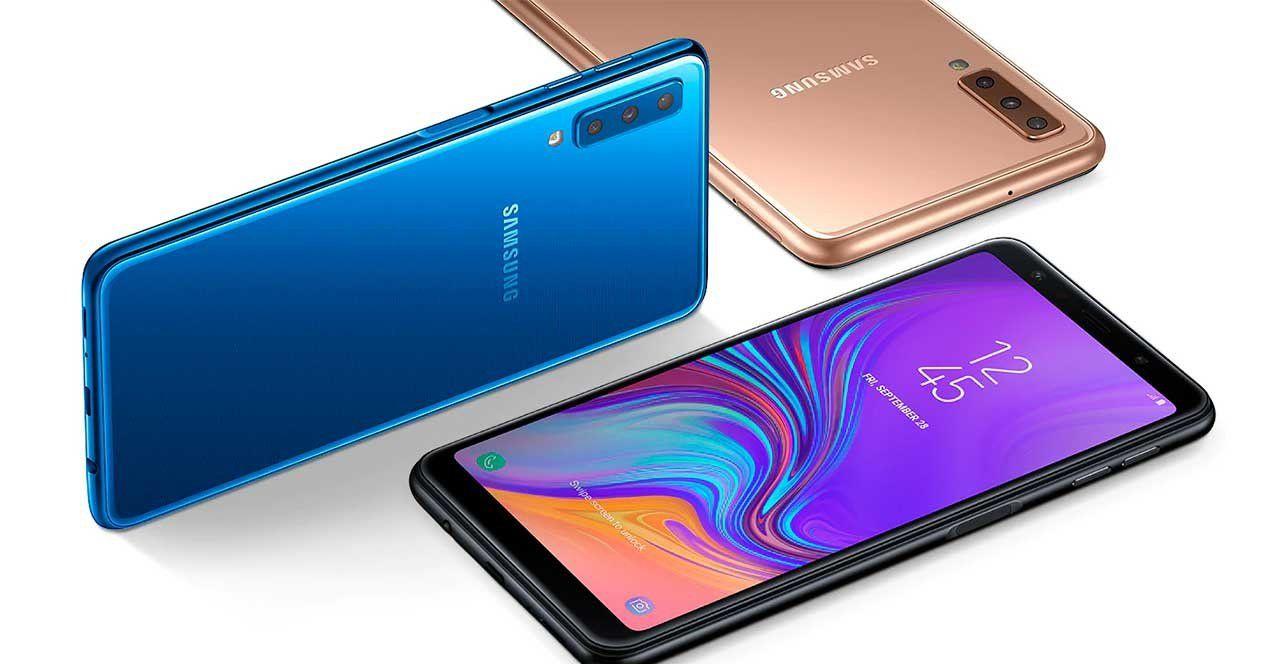 Обзор смартфона Samsung Galaxy M30