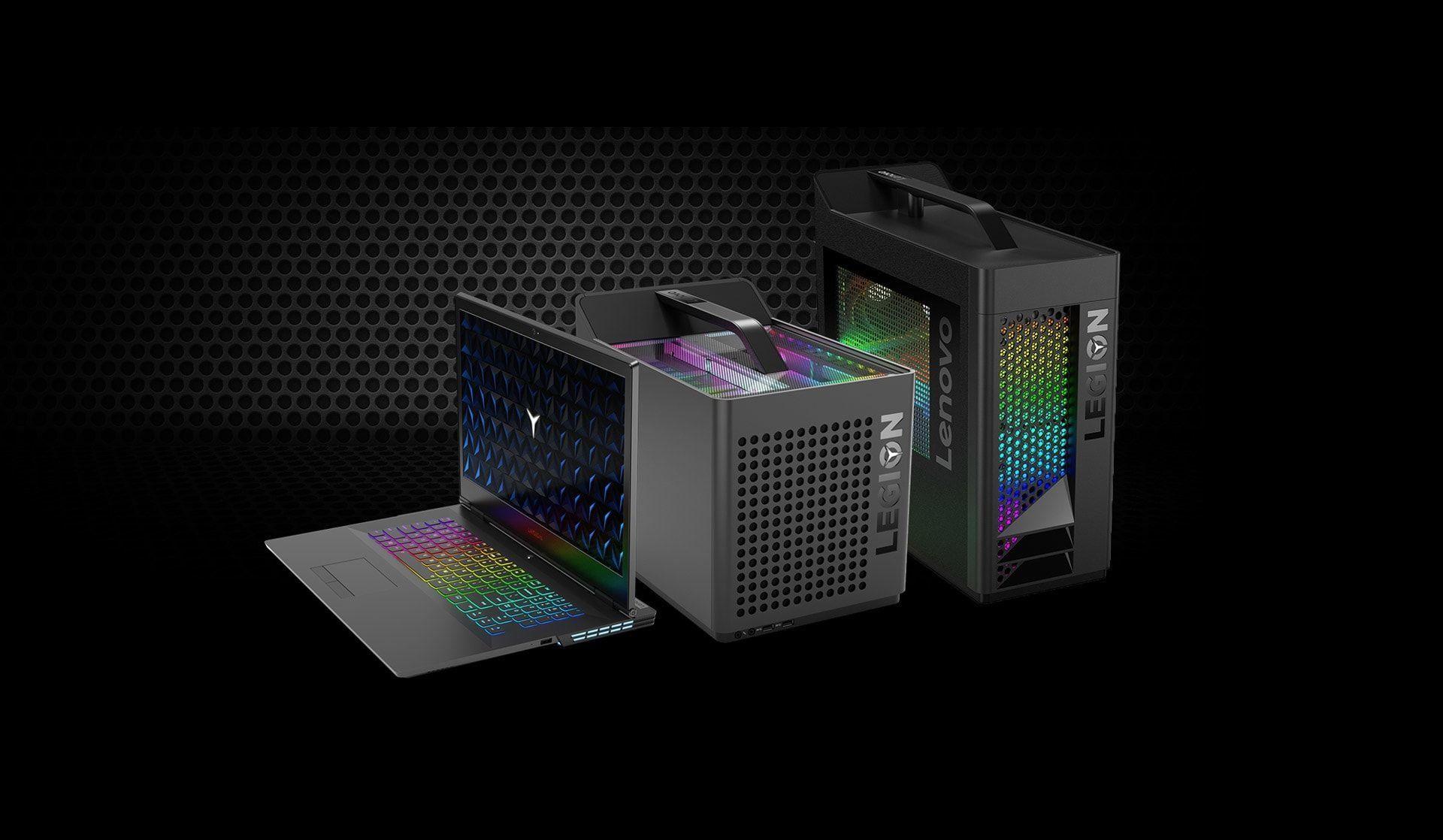 Обзор Lenovo Legion С730 Cube — ПК для геймеров
