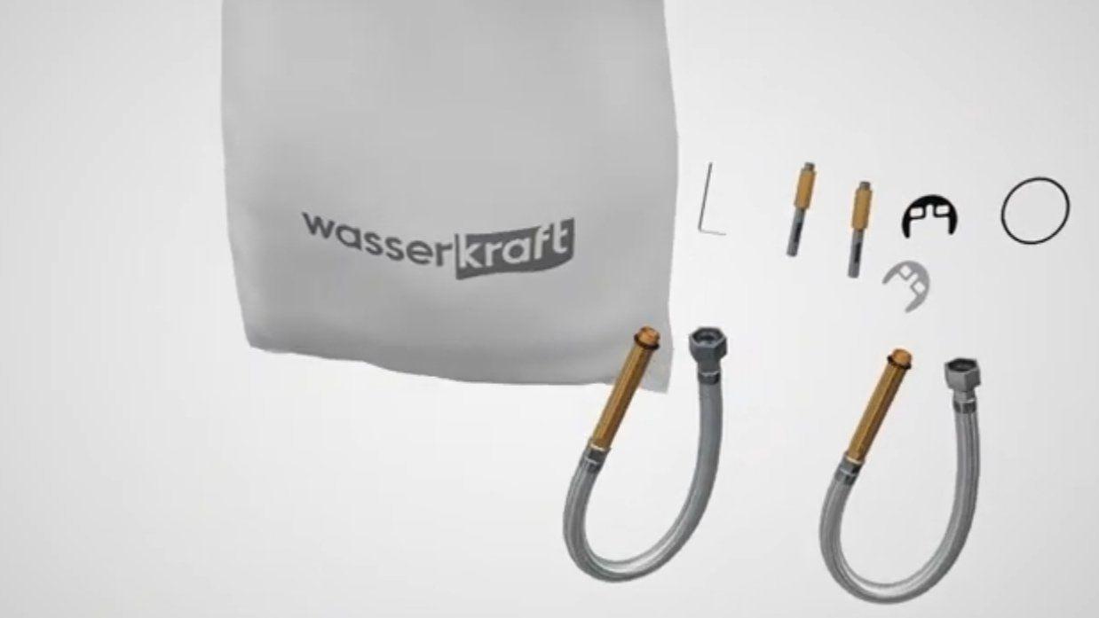 Самые лучшие модели смесителей от фирмы WasserKRAFT