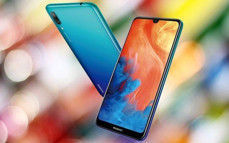 Смартфон Huawei Y7 (2019) - достоинства и недостатки