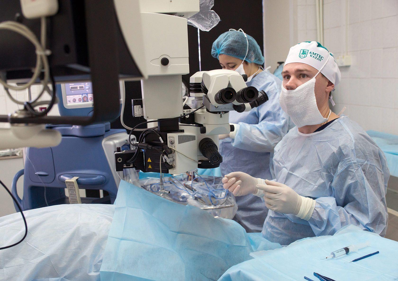 Лучшие офтальмологические клиники Москвы в 2020 году