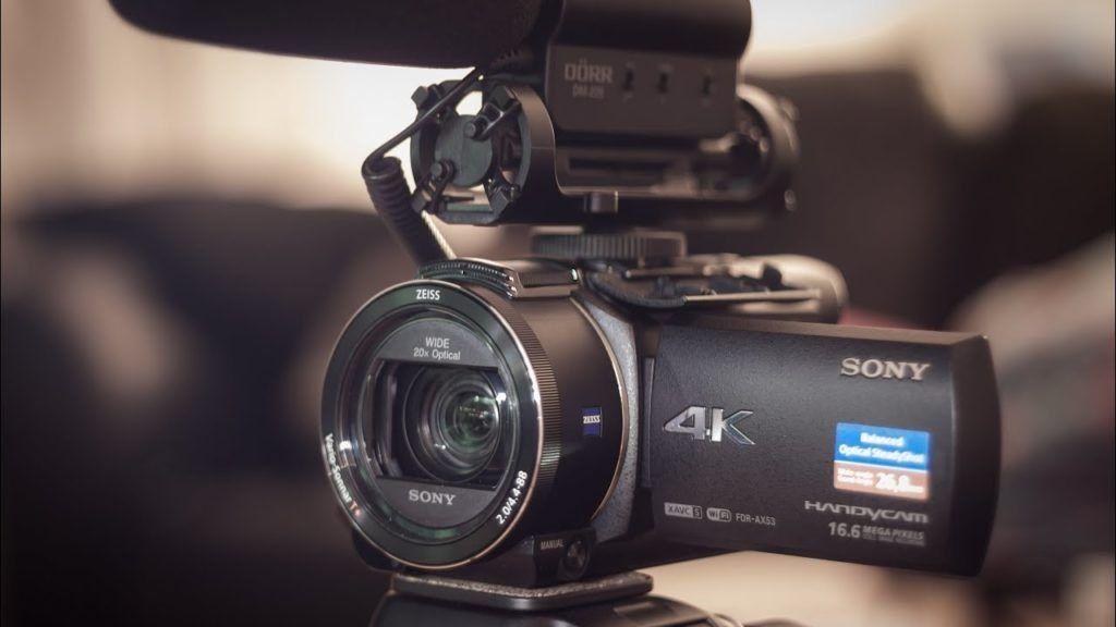 Видеокамеры Sony: обзор лучших моделей в 2020 году