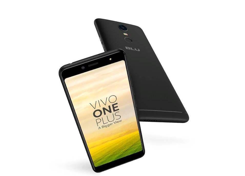 Смартфон BLU Vivo One Plus (2019) — достоинства и недостатки
