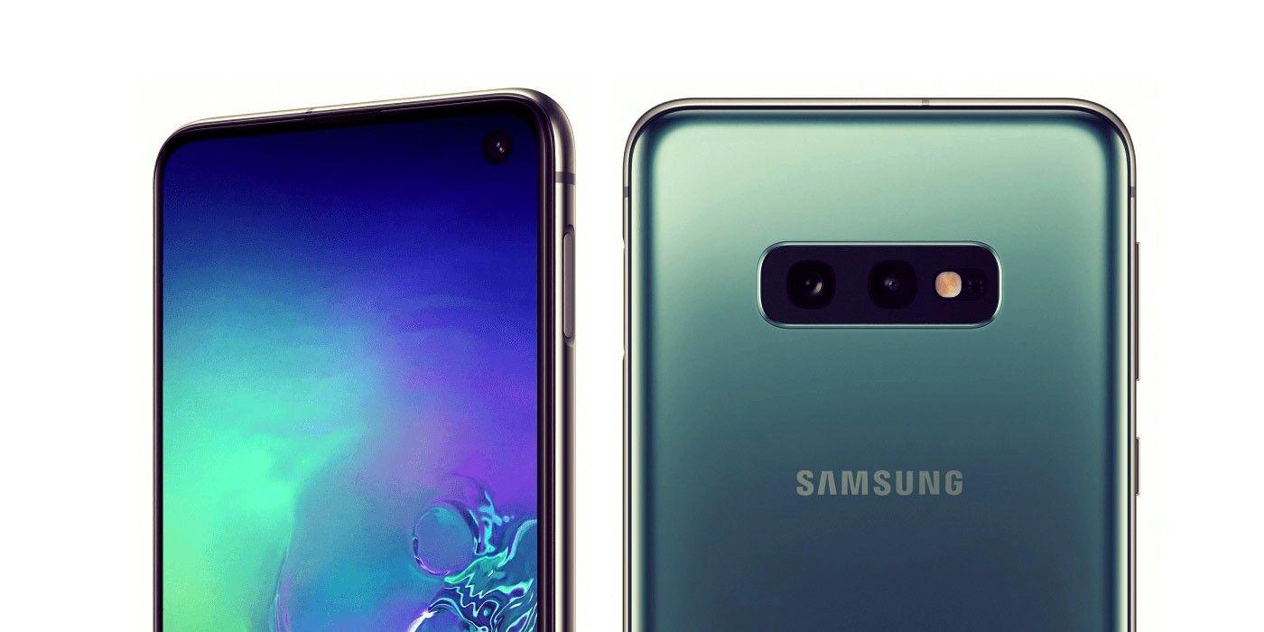 Смартфон Samsung Galaxy S10e — достоинства и недостатки