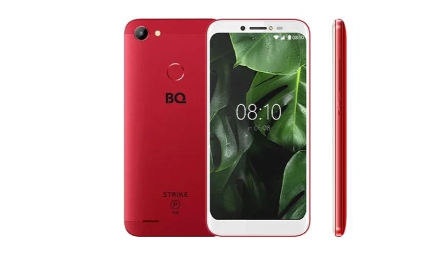 Смартфон BQ 5514L Strike Power 4G — достоинства и недостатки