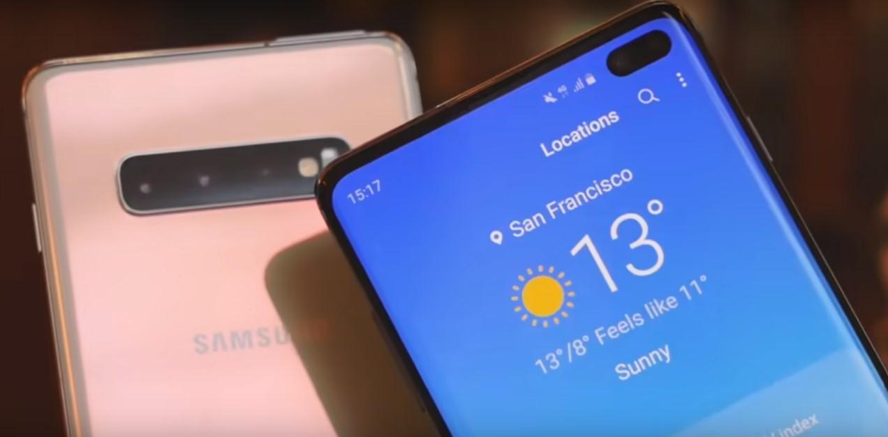Смартфон Samsung Galaxy S10 Plus — достоинства и недостатки