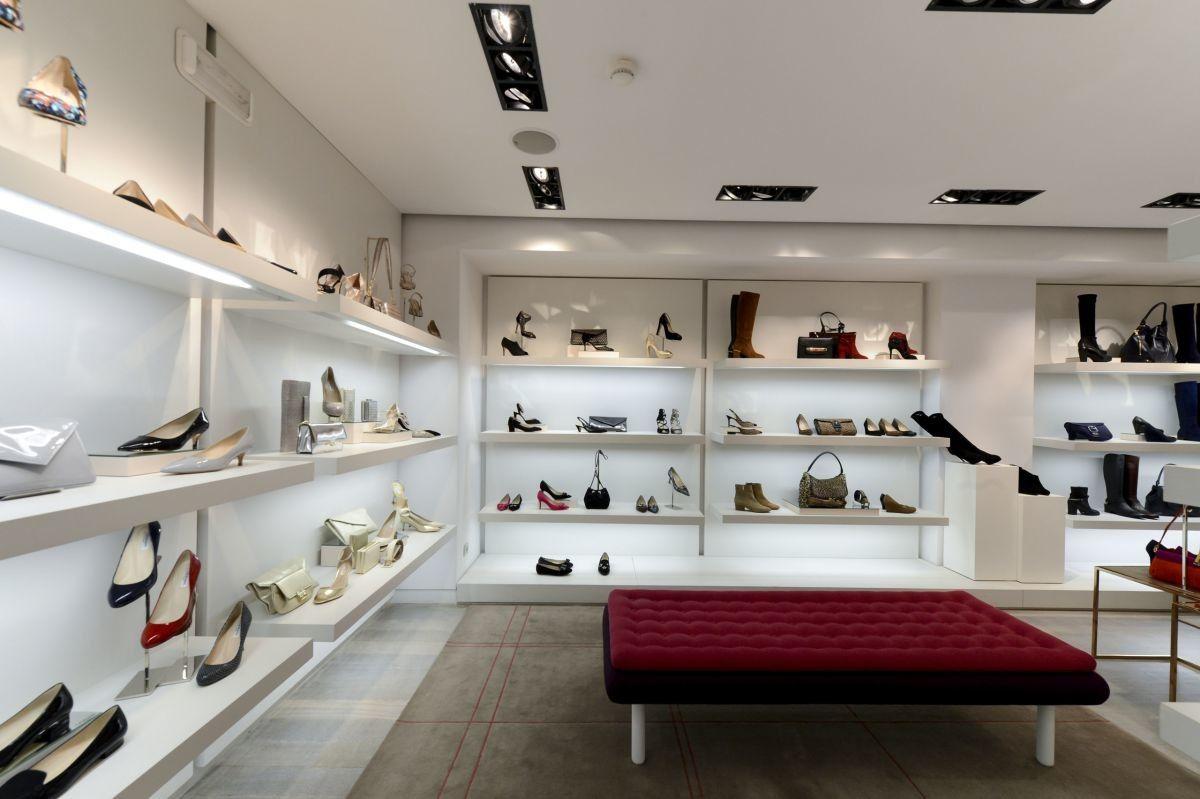 Идеи для небольшого обувного магазина фото