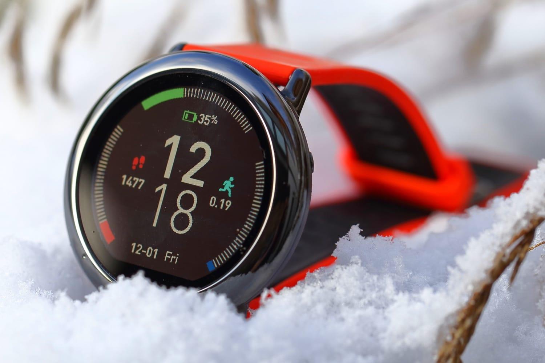 Умные часы от Xiaomi Amazfit Pace — достоинства и недостатки