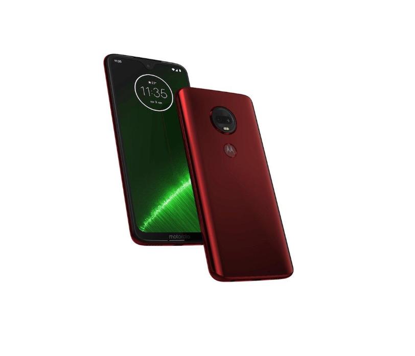 Обзор смартфонов Motorola Moto G7 Play, Plus и Power