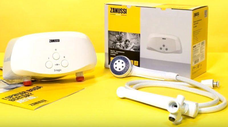 Обзор лучших водонагревателей Zanussi 2021 года