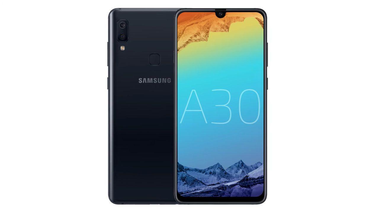Смартфон Samsung Galaxy A30 — достоинства и недостатки