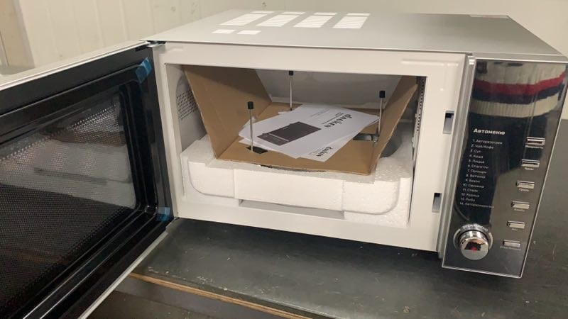 Микроволновая печь Dauken XO800 технические характеристики, функционал, цена