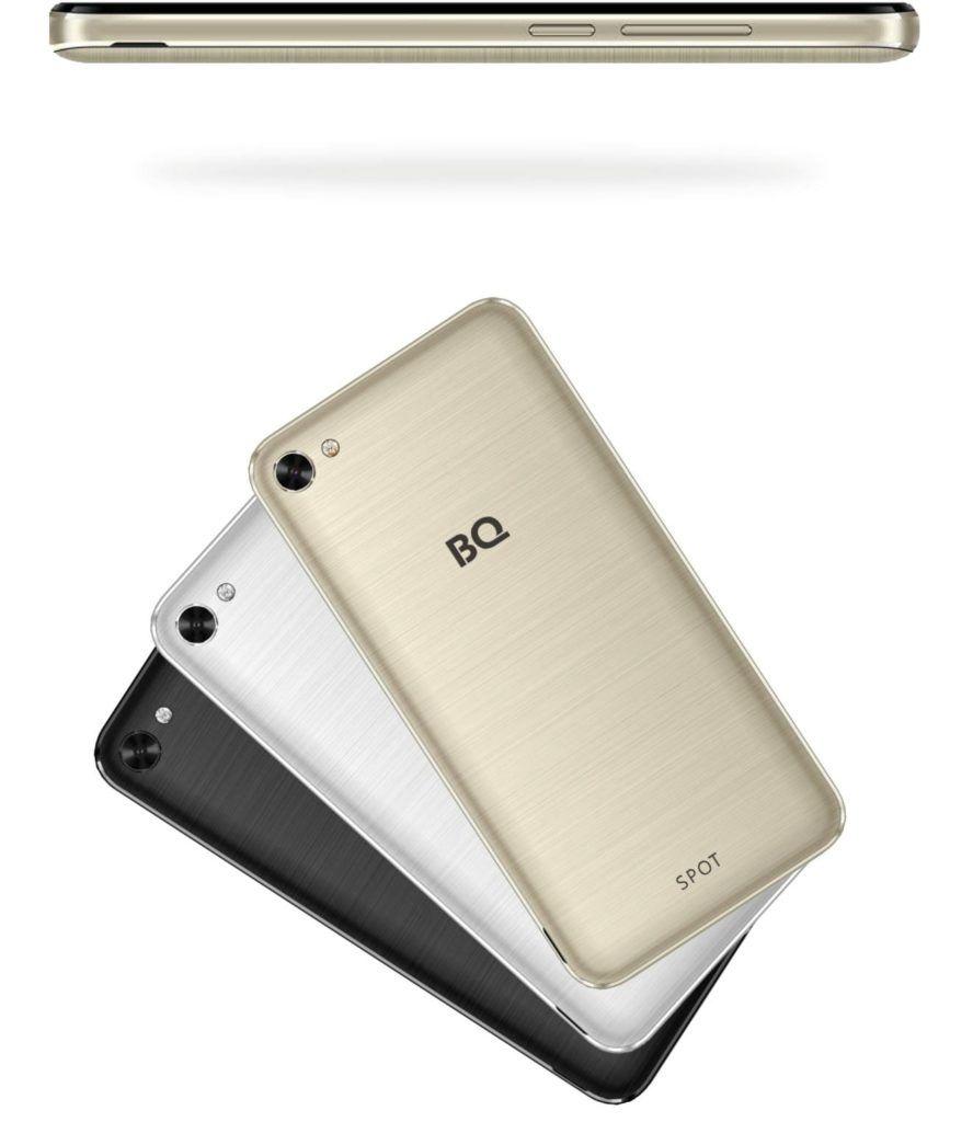 Преимущества и недостатки смартфона BQ 5010G Spot