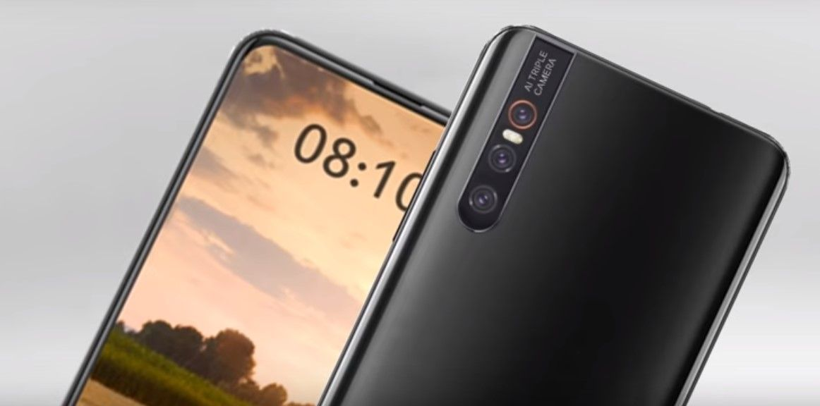 Vivo X27: Стильный смартфон с выдвижной камерой