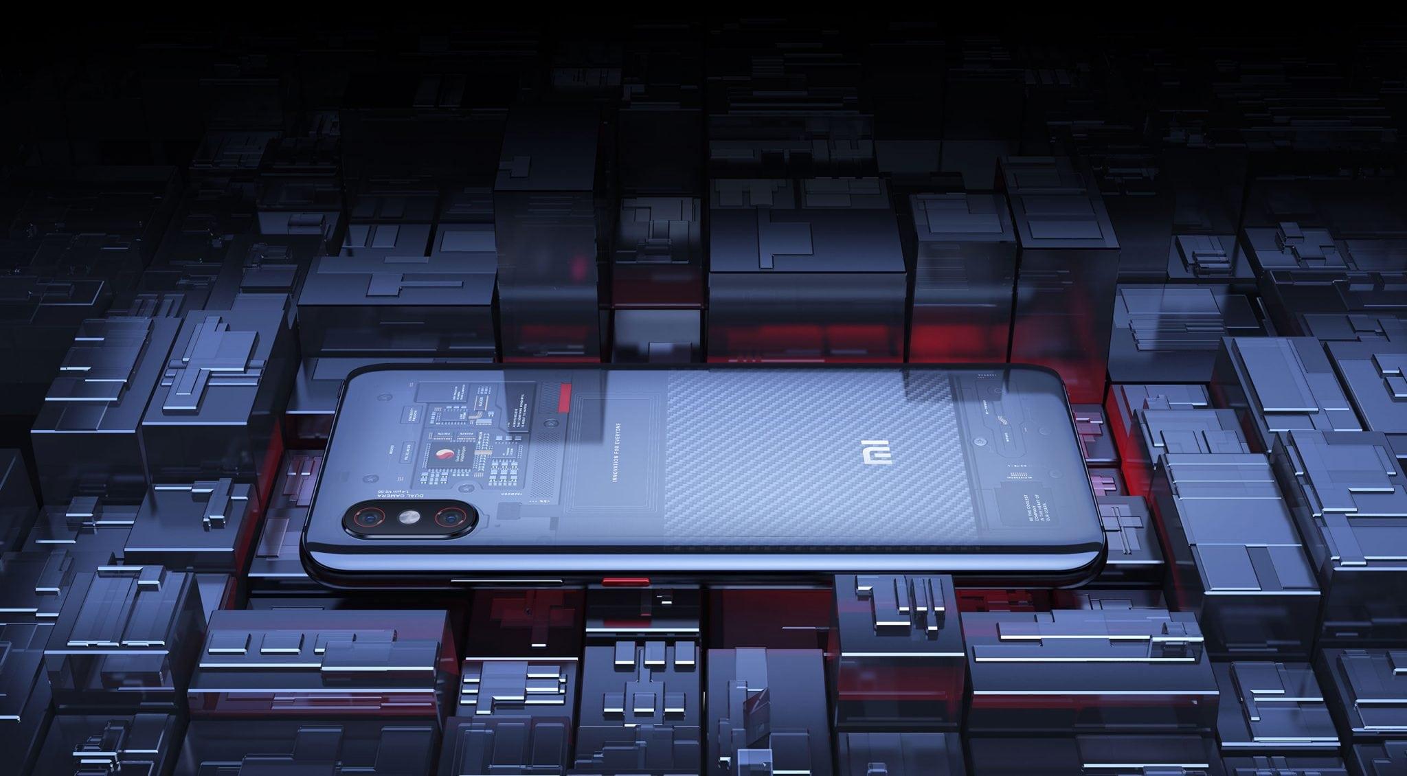 Xiaomi Mi 9 Explorer – самый мощный смартфон в мире
