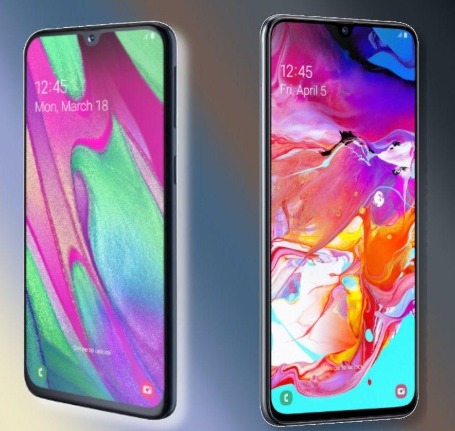 Смартфон Samsung Galaxy A40 — достоинства и недостатки